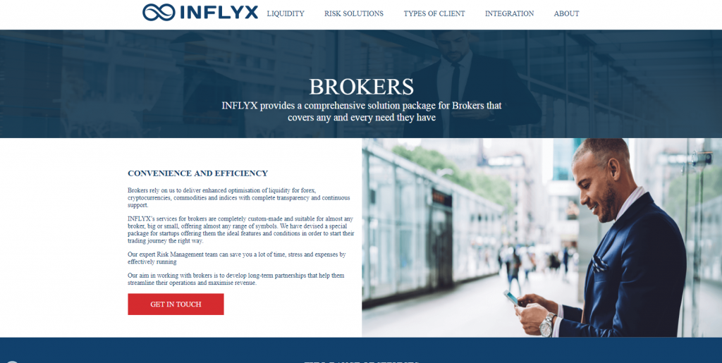 INFLYX Trading Review