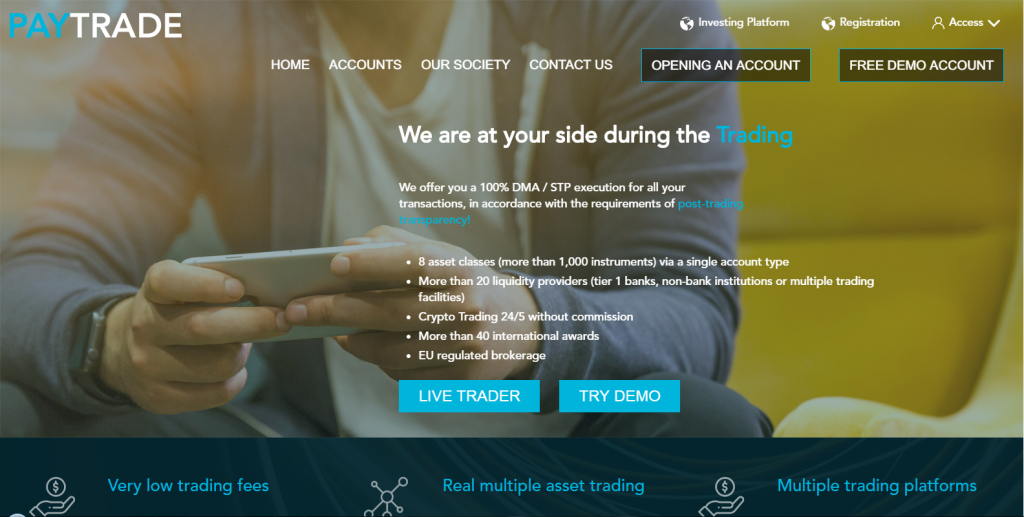 PayTrade Review