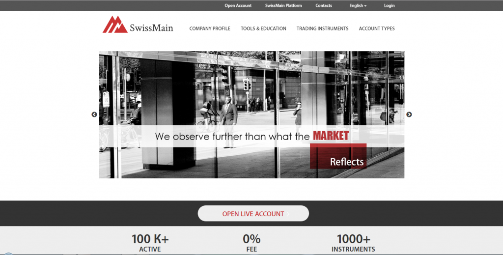 SwissMain Review