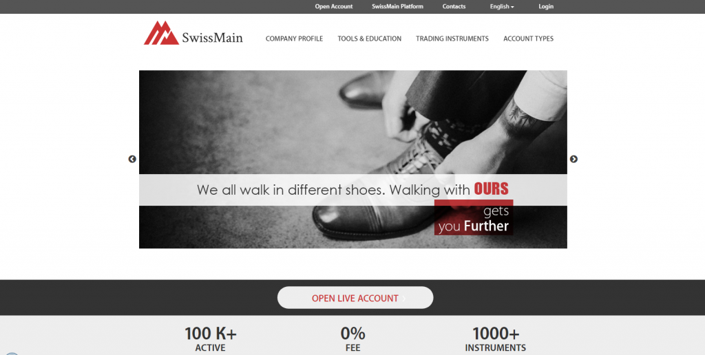 SwissMain Scam Review