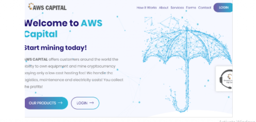 Aws Capital Group Review, Awscapitalgroup.com Platform