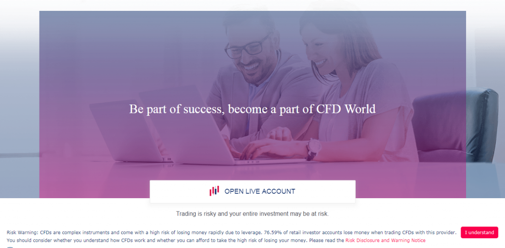 CFD World Forex Review