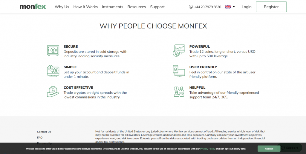 Monfex Forex Review