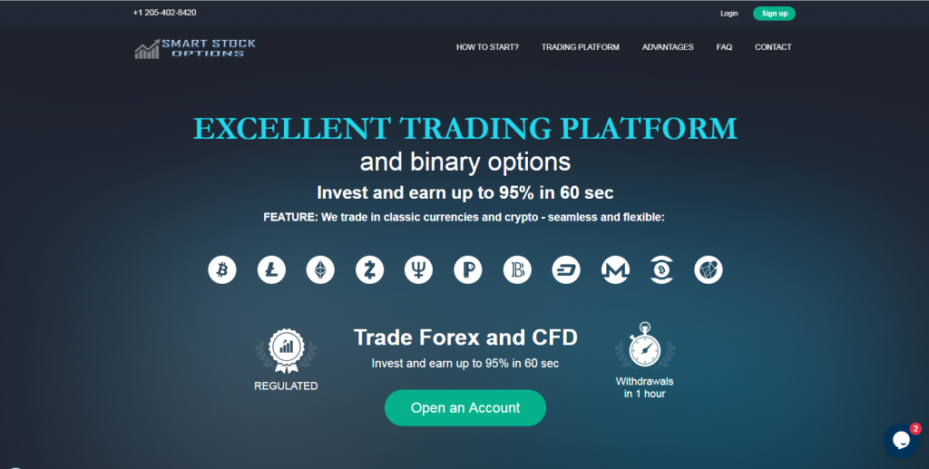 Smart Stock Options Forex Review