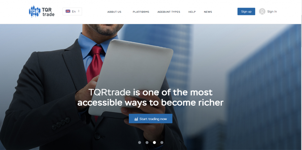 TQR Trade Forex Review