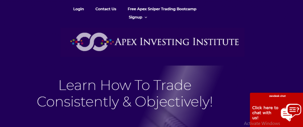 Apex Trading Investments Review, Apexinvesting.com Platform