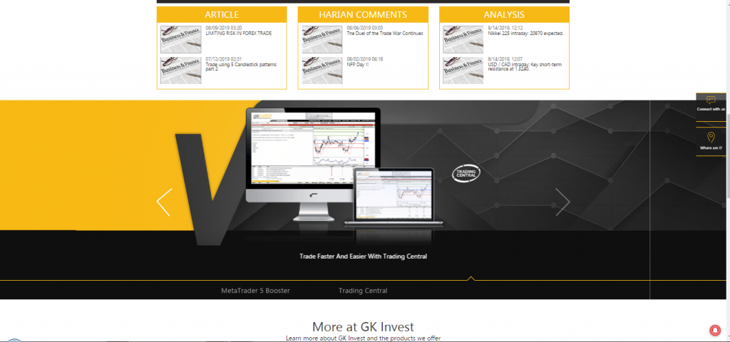 Is GKInvest a Legit or Scam Broker?