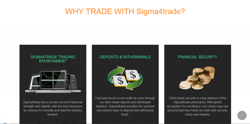 Recensione del broker SigmaForTrade