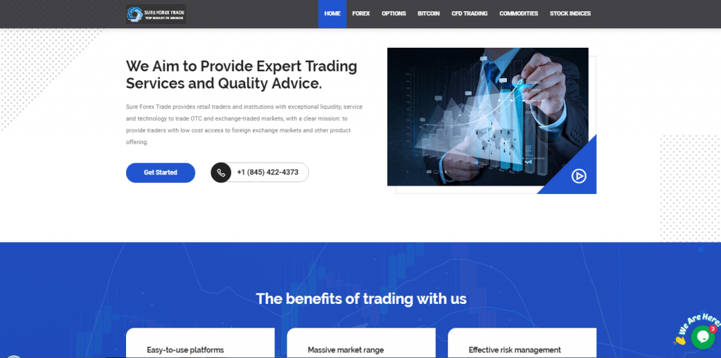 Sure Forex Trade Broker Review