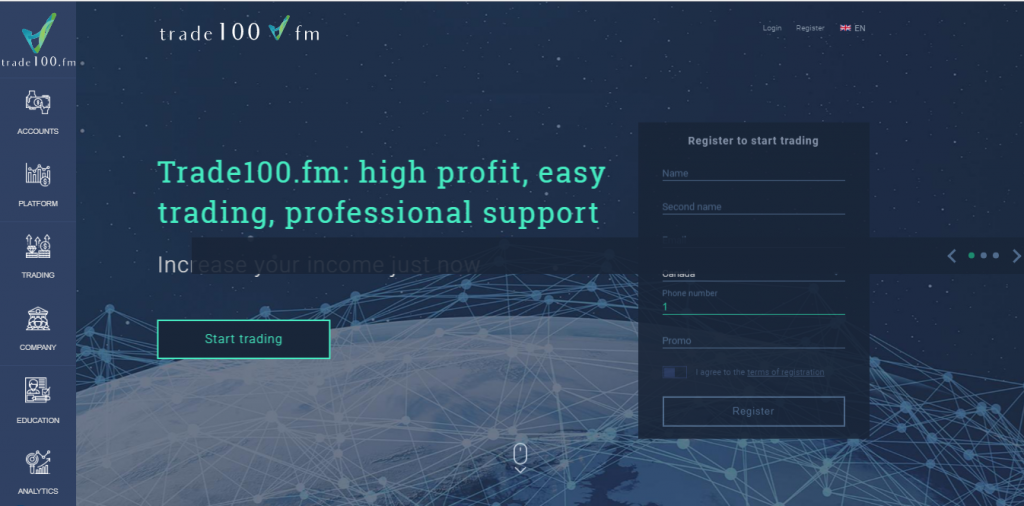 Ruil 100 Forex review