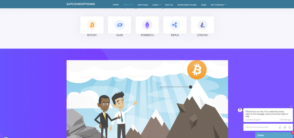 247 CoinOptions Review