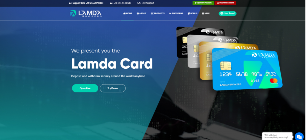 Lamda Brokers Review