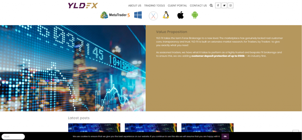 YLDFX Broker Review