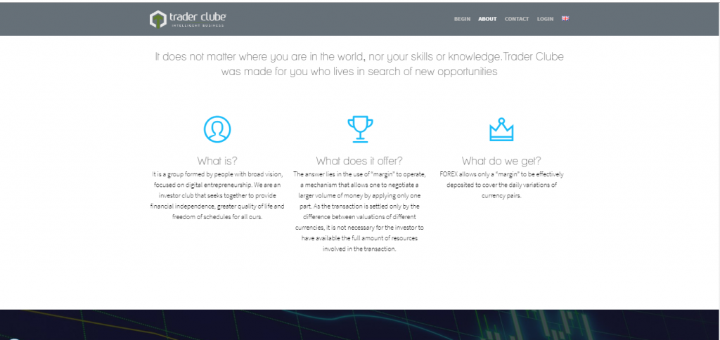 Trader Clube Review