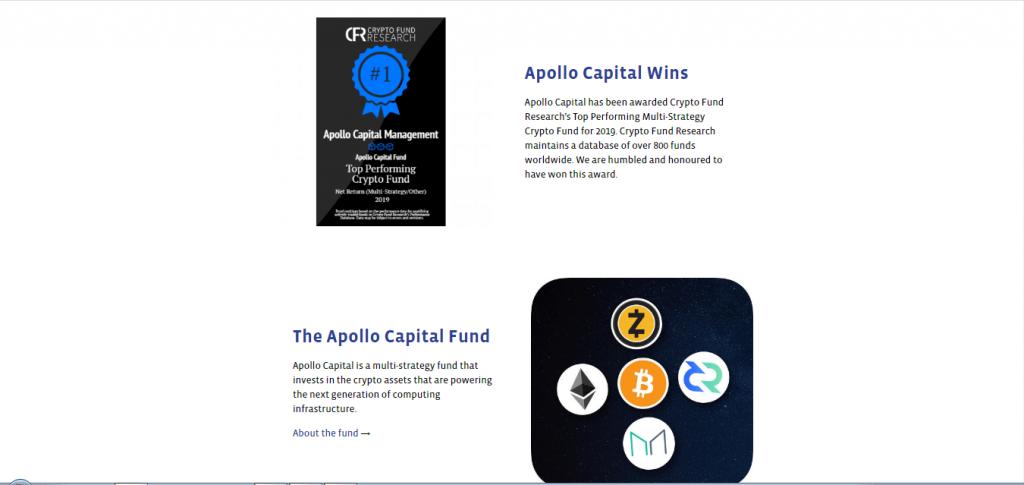 Revisión de Apollo Capital