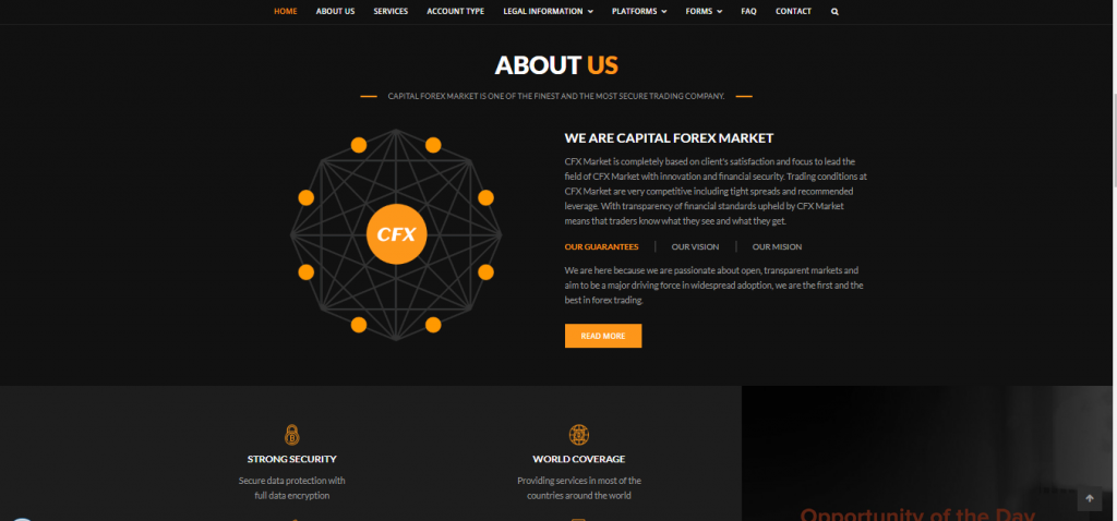 CFX Market Review