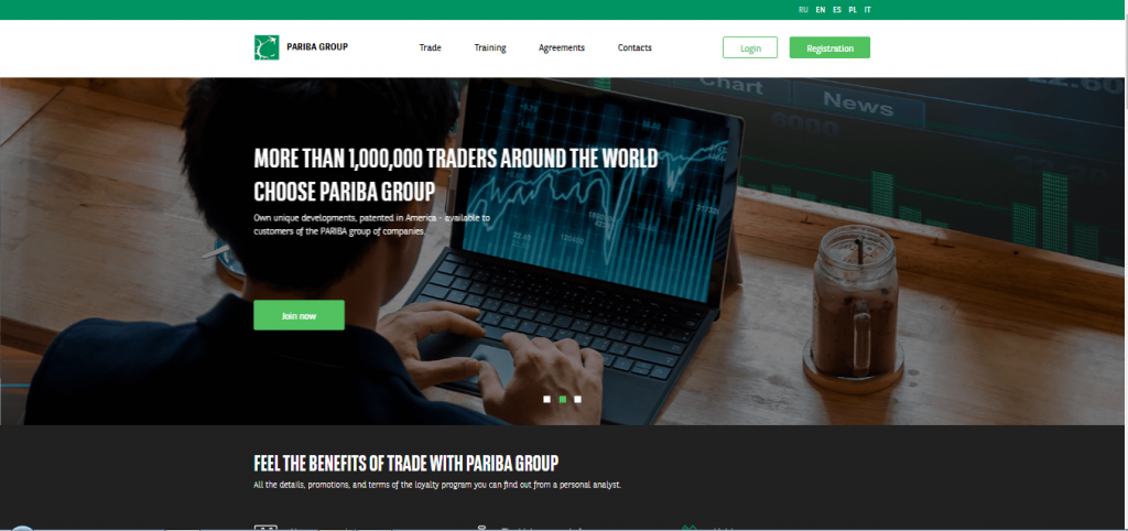 Pariba Group Review