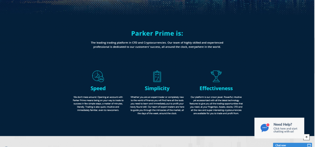 Parker Prime Review