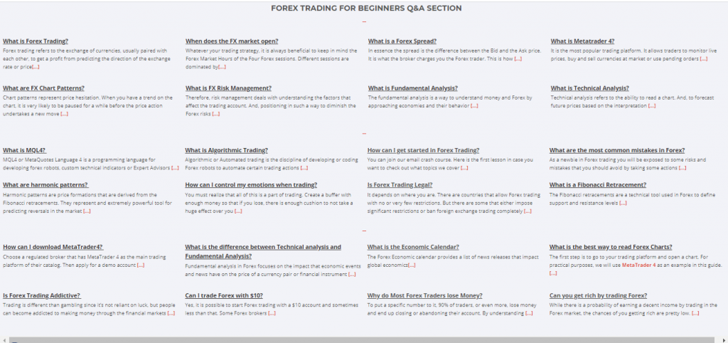 Forexboat Trading Academy Review