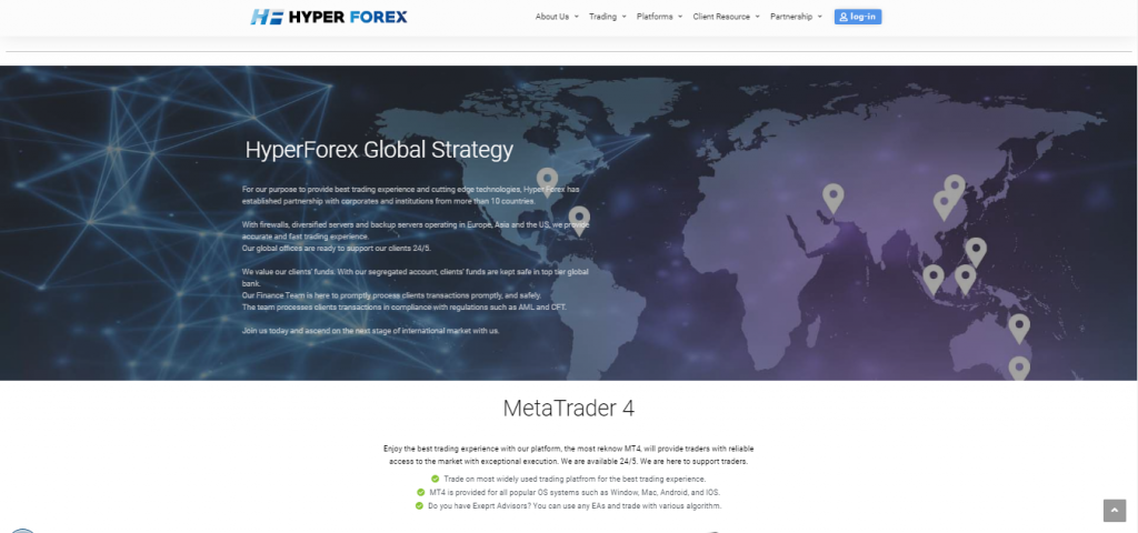 Examen HyperForex