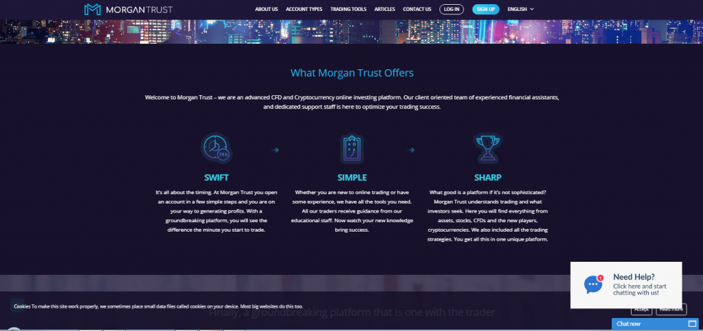 Morgan Trust Review