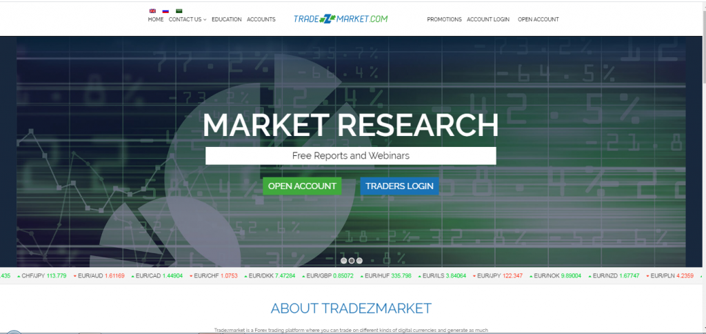 TradezMarket Review