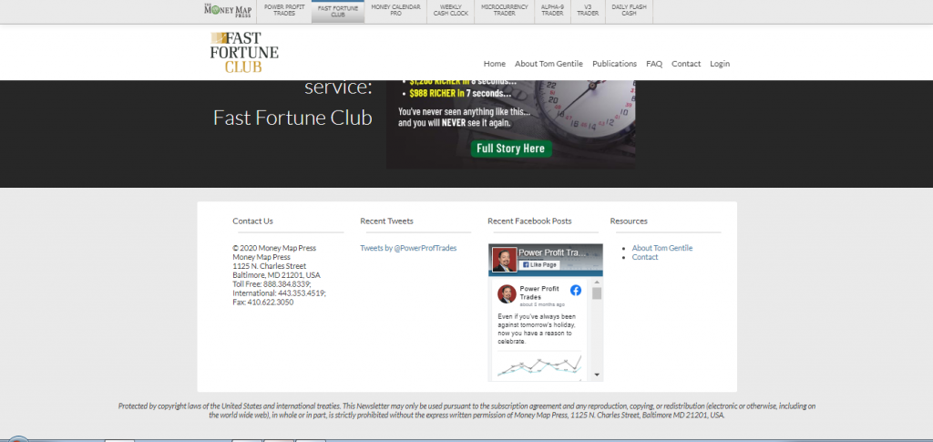 Snelle Fortune Club Review