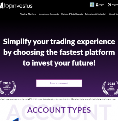 TopInvestus Review: Topinvestus.com Forex Scam Shown