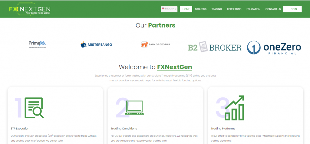 FX NextGen Partner Claims