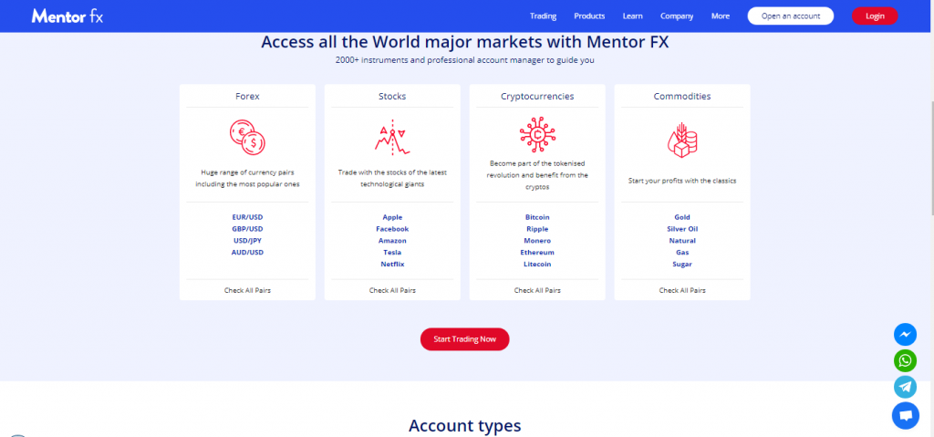 Mentor FX Review
