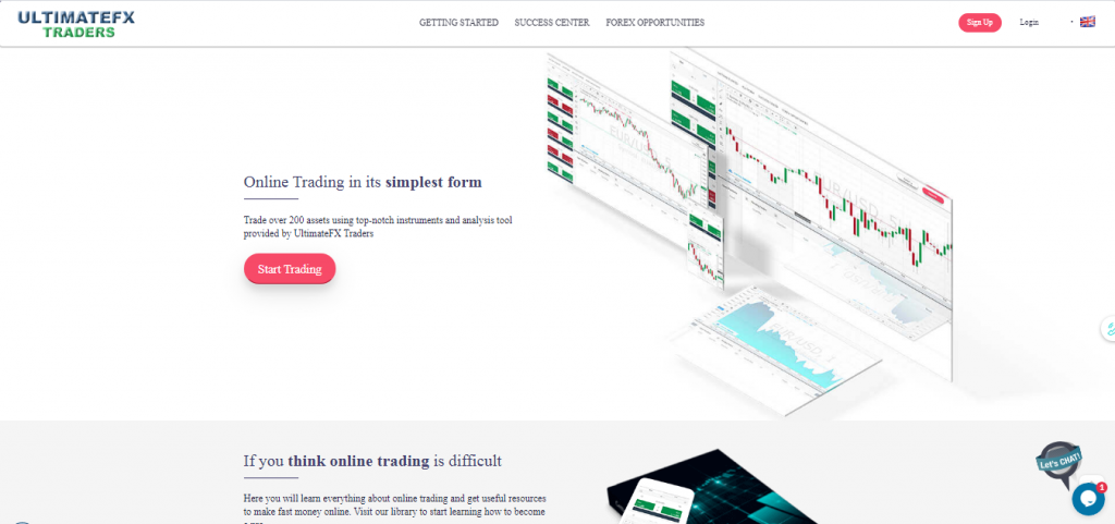 UltimateFX Traders Review