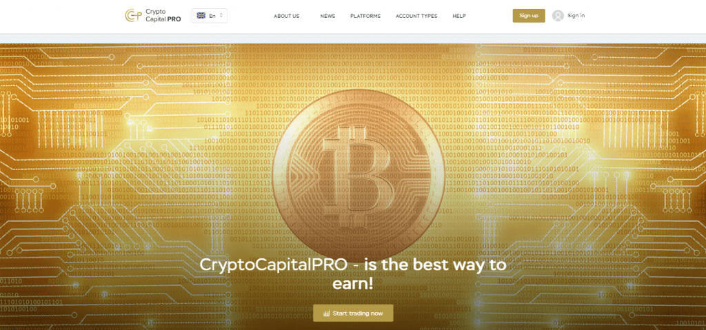 CryptoCapitalPro Review