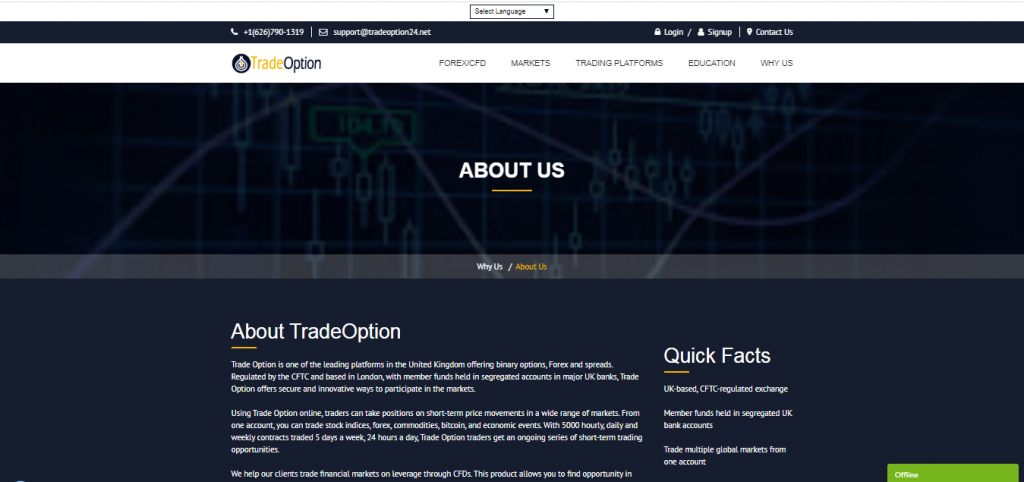 TradeOption24 Review
