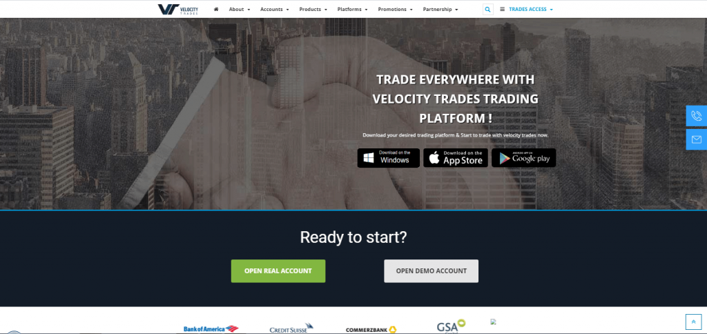 Velocity Trades Review