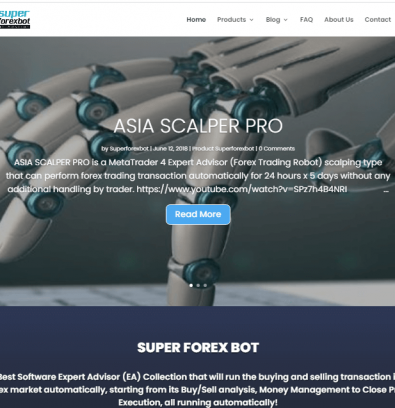 Super Forex Bot Review: Superforexbot.com Is a Scam