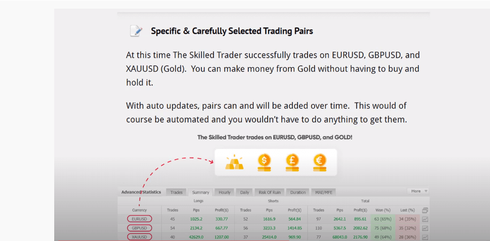The Skilled Trader EA Review: Another Unverified Robot - Valforex.com