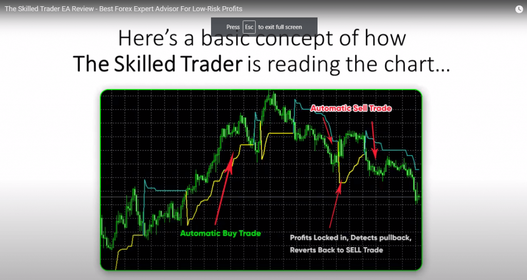 The Skilled Trader Analysis and Charts