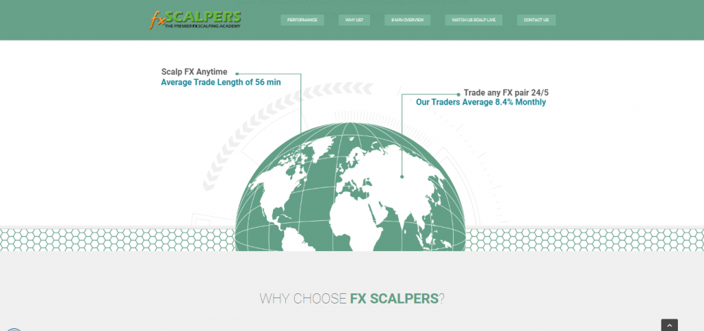 FX Scalpers Review
