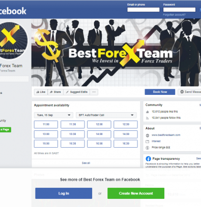 Best Forex Team Review: Is BFT a Scam?