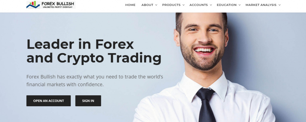 Forex Bullish Review, Forex Bullish  Platform