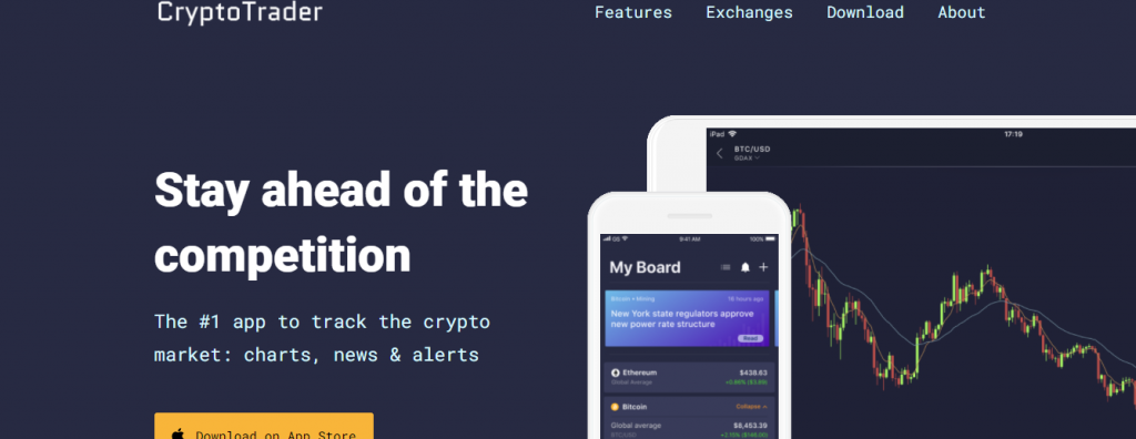 Crypto Trader Review, site Web d'arnaque Crypto Trader