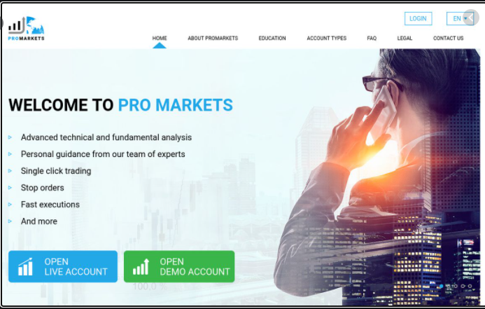 Promarketsonline Review, Promarketsonline.com Website