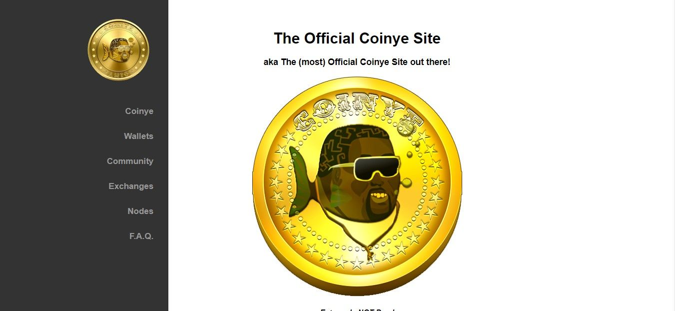 Coinye Coin Review, Coinye Coin MLM review, Coinye.net review