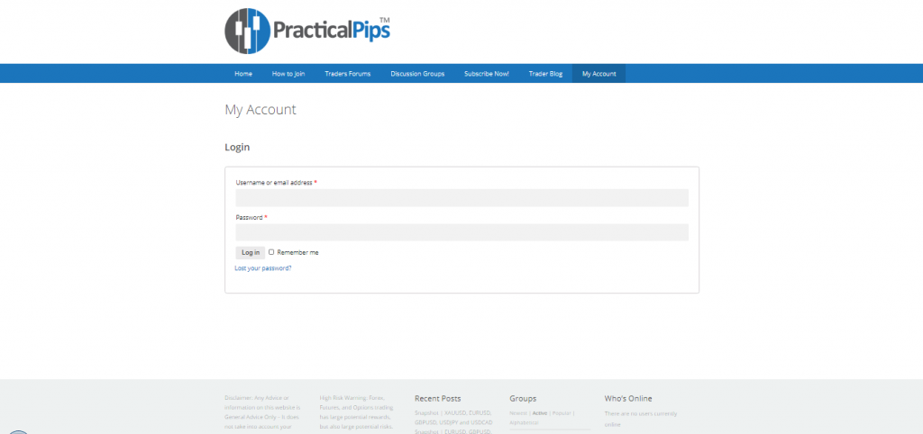 Practical Pips Accounts