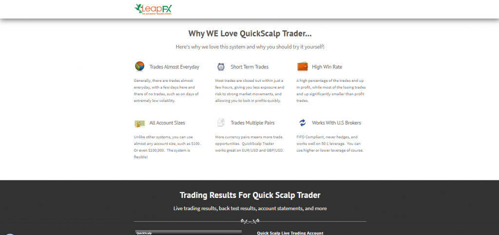 Quick Scalp Trader Review