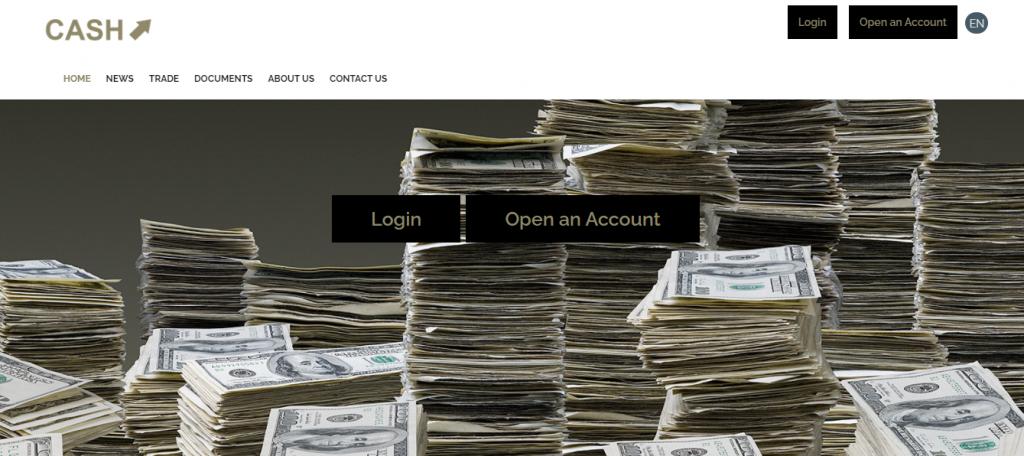 CashExit-beoordeling, CashExit.Trade-platform