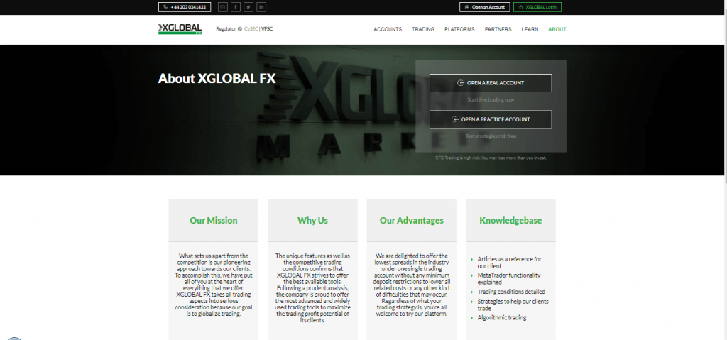 XGlobal FX Review