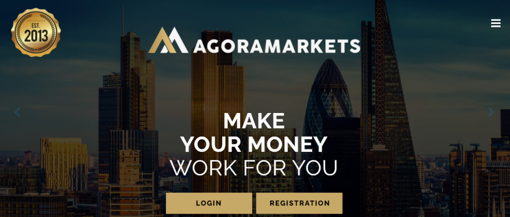 AgoraMarkets Review, AgoraMarkets Company
