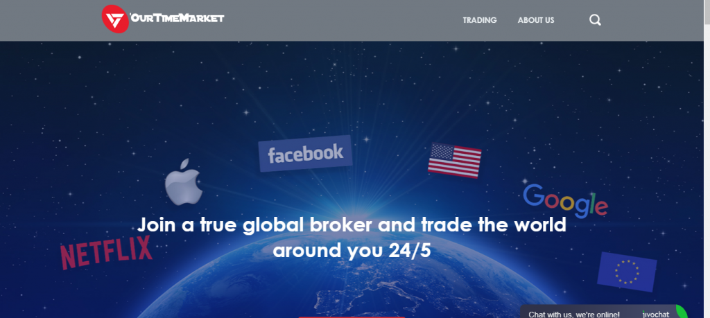 Ourtimemarket Review, Ourtimemarket Company