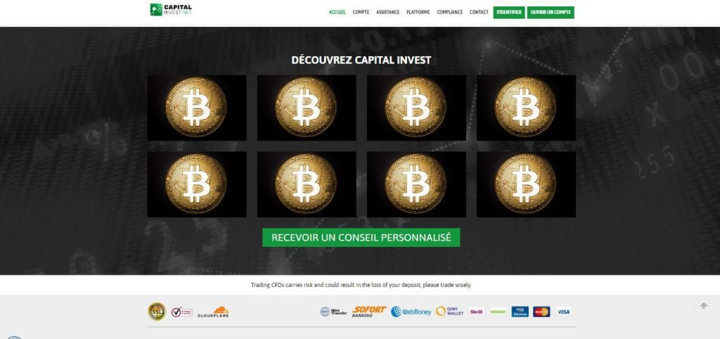Fraude de Capital-invest.net